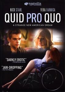 Quid Pro Quo  -  Front DVD Cover