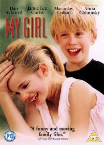 My Girl  -  Front DVD cover