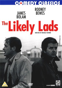 The Likely Lads  -  Front DVD Cover (UK)