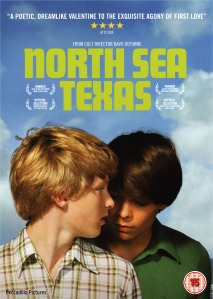 North Sea Texas  -  Front DVD Cover (UK Release)