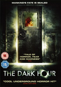 The Dark Hour  -  Front DVD Cover  -  UK Release