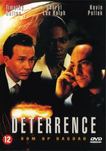 Deterrence  -  Front DVD Cover  -  Dutch Release