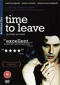 Time to Leave  -  Front DVD Cover  -  UK Release