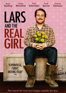 Lars and the Real Girl  -  Front DVD cover  -  US Release