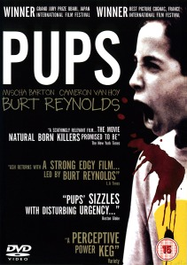Pups  -  Front DVD Cover  -  UK Release